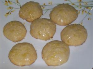 lemon-honey cookies