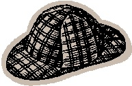 I even went to the trouble of finding clip art of a deerstalker cap.