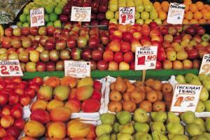 Eat seasonal produce for healthier eating & cleaner living.