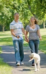 Whether the walk is short or long, it helps you stay active & aids your digestion