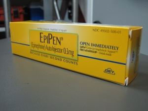 Sure, you can keep the Epi-Pen around, in case. But wouldn't it be nice not to have to use it?